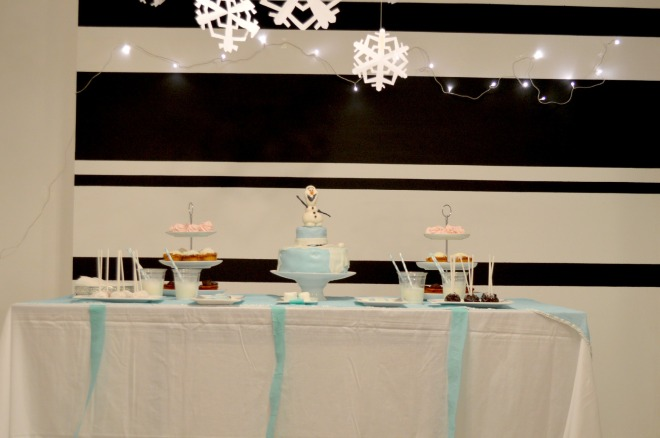 frozen party 12