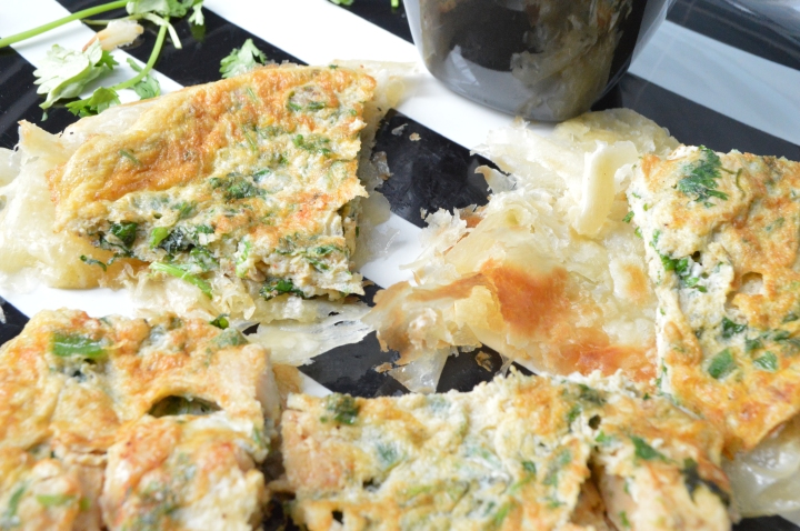 chicken omelette 7