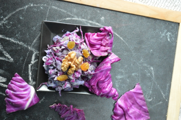 purple cabbage coleslaw 13