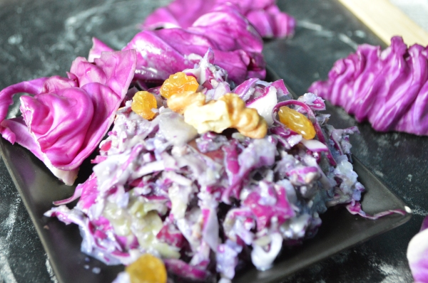 purple cabbage coleslaw 21