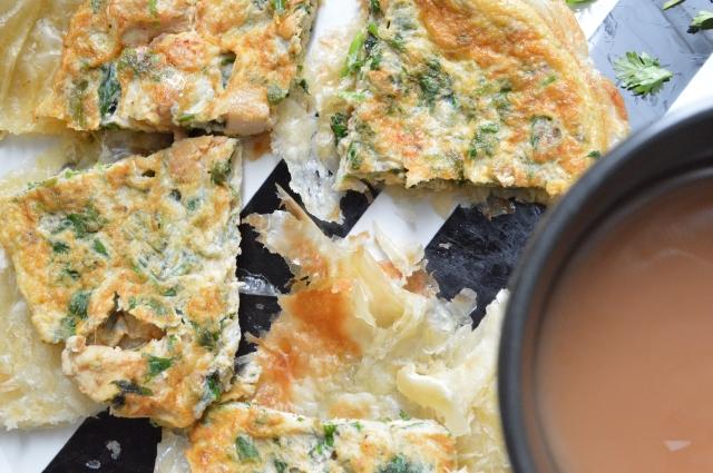 chicken omelette 10
