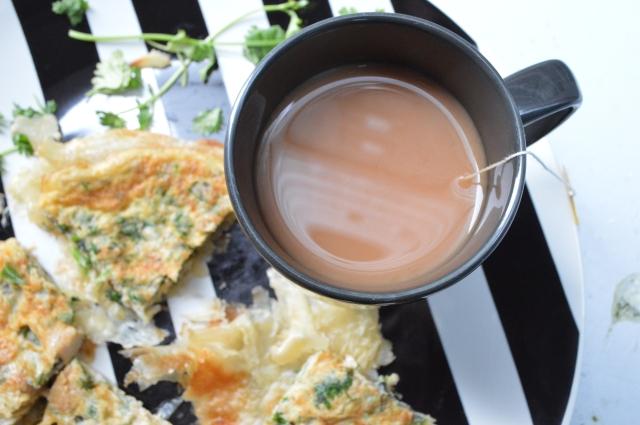chicken omelette 9