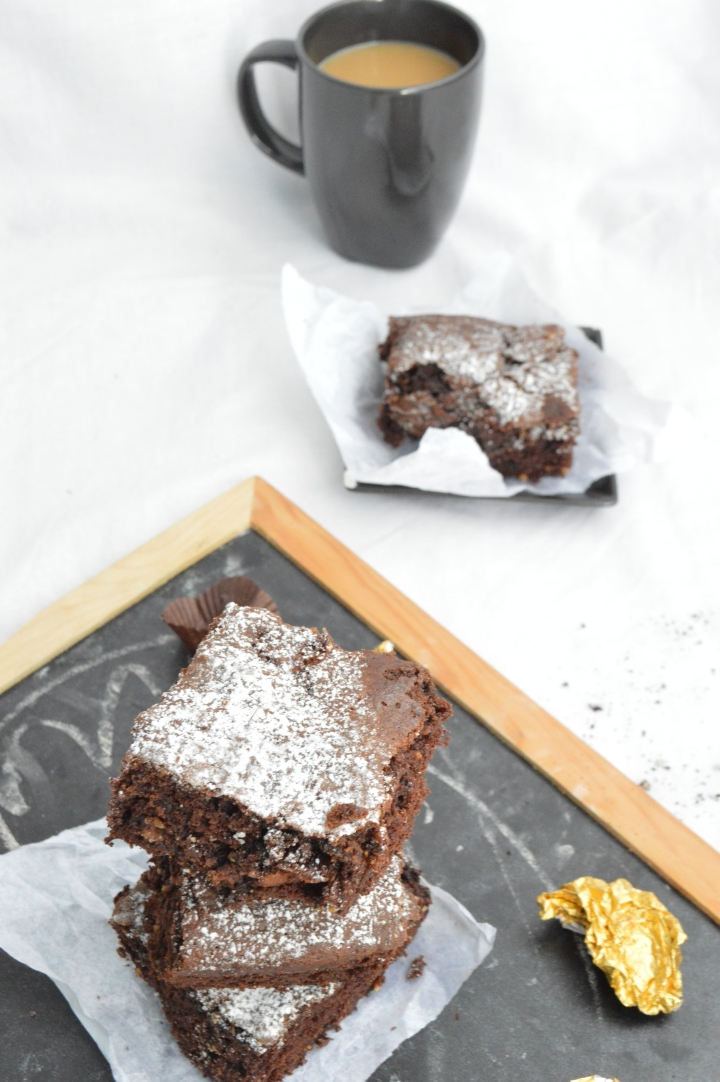 ferraro rocher brownies 1 (2)