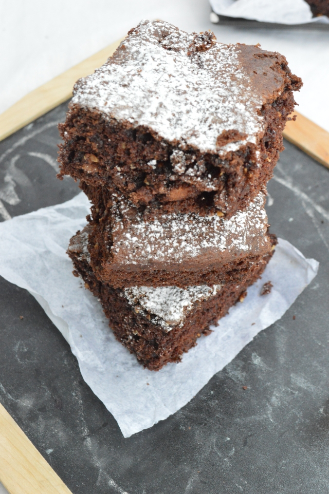 ferraro rocher brownies 4