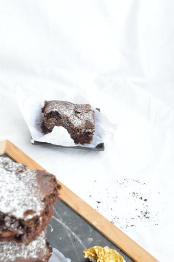 ferrarro rocher brownies 5