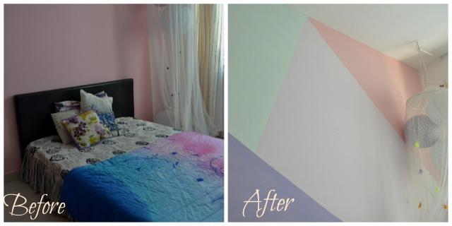 DIY-color-block-wall