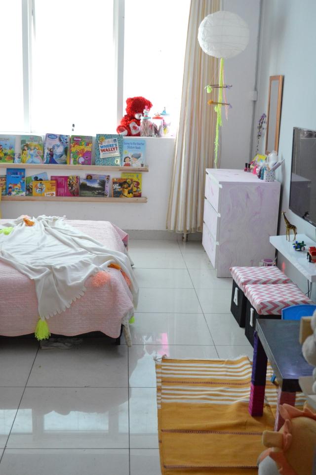 girls bedroom makeover 12
