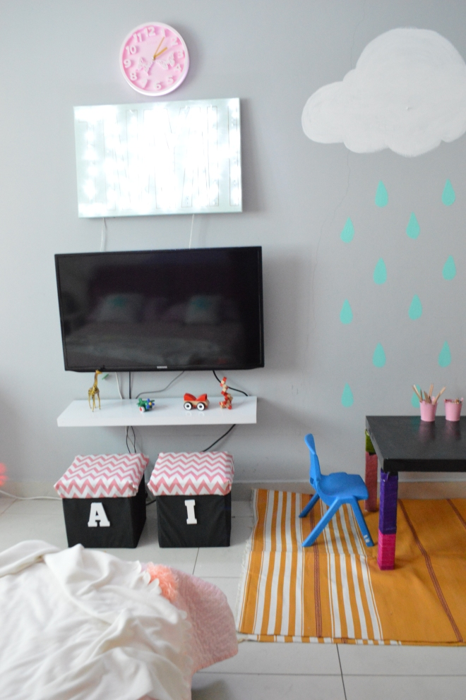 girls bedroom  makeover 15