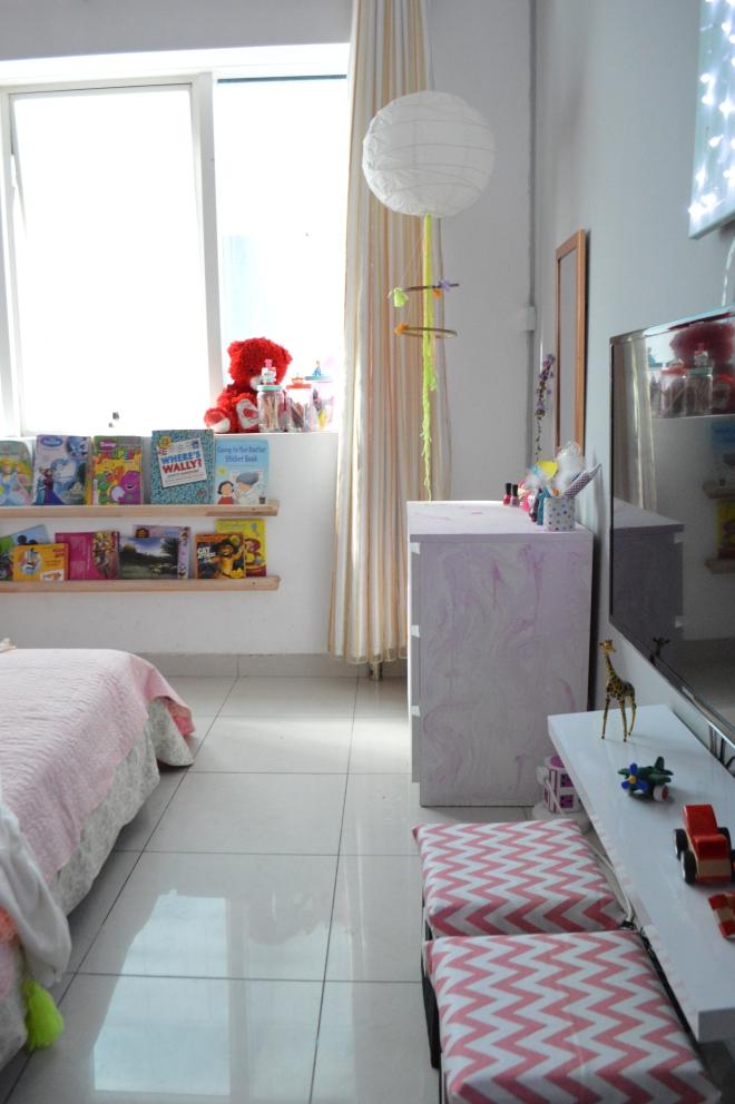 girls bedroom makeover 7