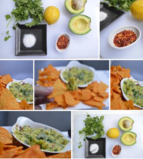 mothers da recipe guacamole