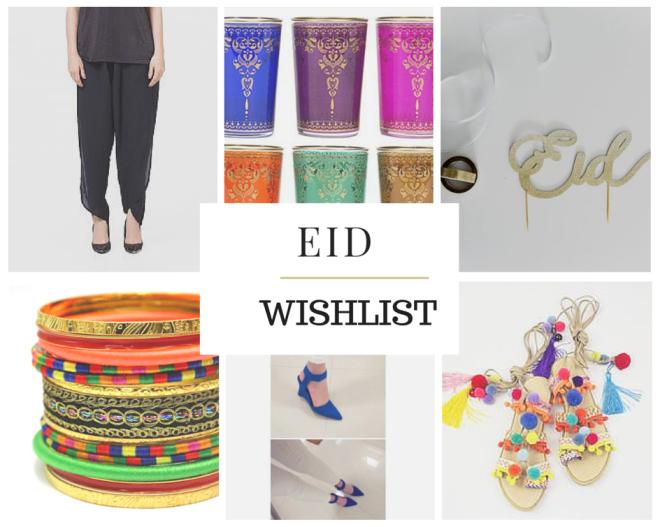 EID Wishlist 2016