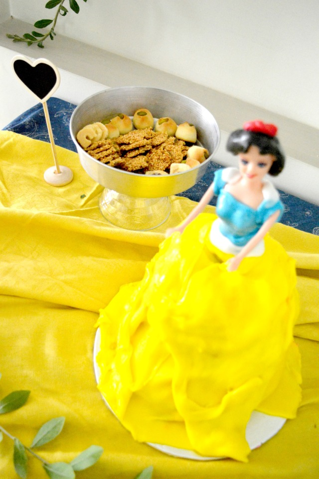 snow white birthday party pic 1