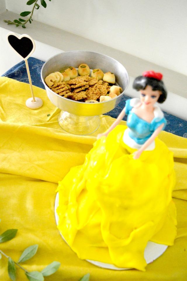 snow white birthday party pic 1