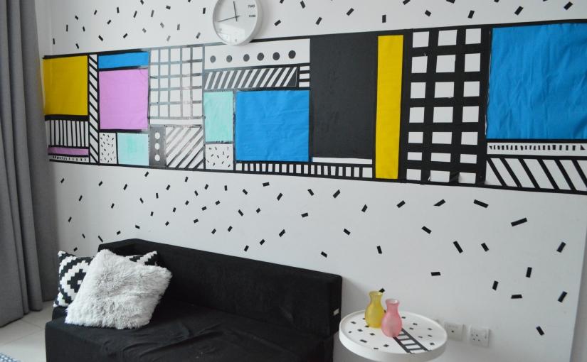 Home Decor: Memphis roomWishlist