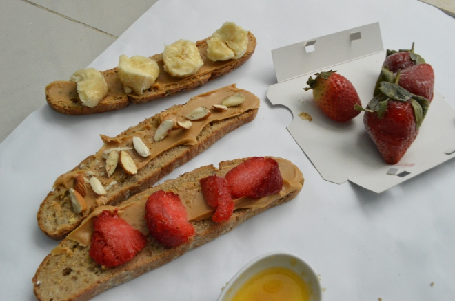 peanut butter toast 4